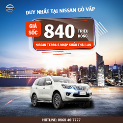 Banner khuyến mãi Nissan 5