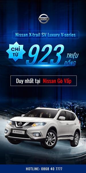Banner quảng cáo Nissan 4