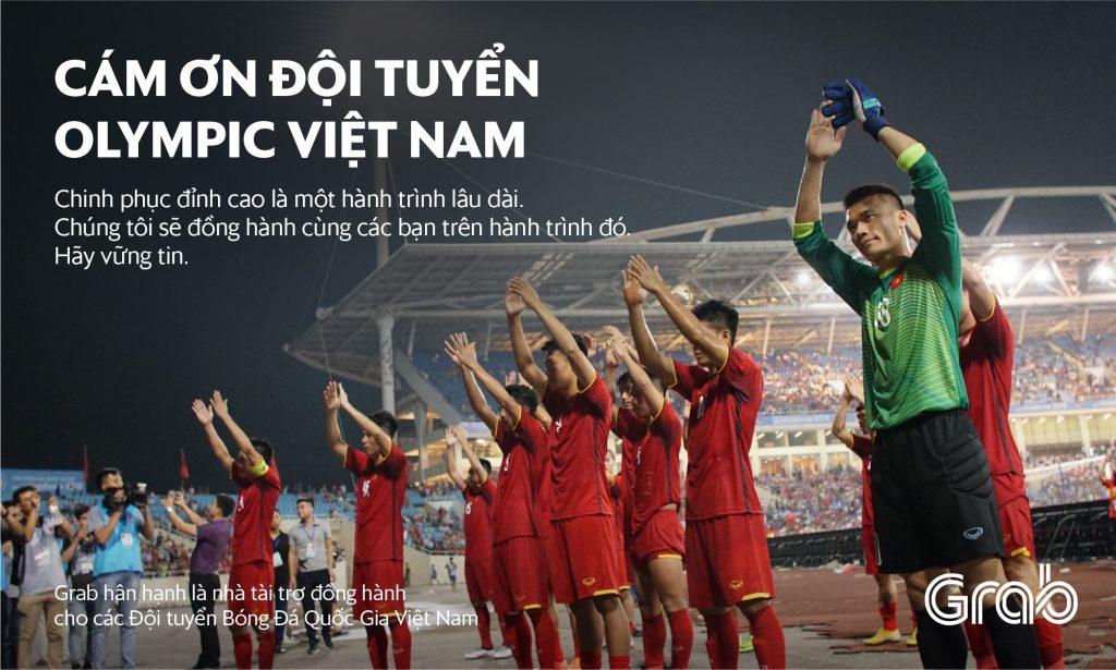 Tự hào là cảm xúc được các brand lớn sử dụng trong 2 năm gần đây nhờ sự phát triển mạnh mẽ của đội tuyển bóng đá quốc gia